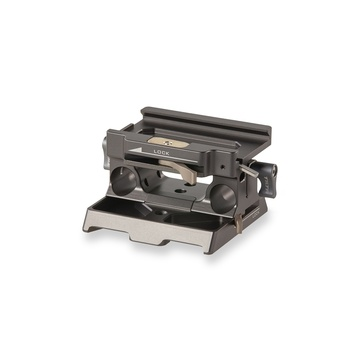 Tilta 15mm LWS Baseplate for BMPCC4K (Gray)