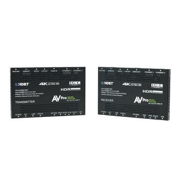 AVPro Edge Ultra Slim 70m HDBaseT Extender Over Single CAT