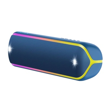 Sony SRS-XB32 Extra Bass Portable Bluetooth Speaker (Blue)