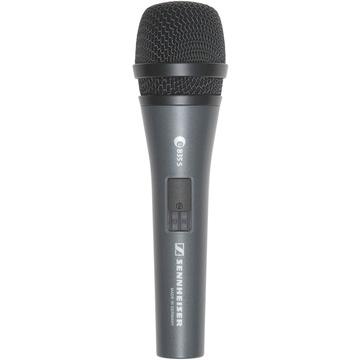 Sennheiser E835-S Dynamic Vocal Microphone