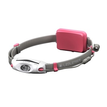 Ledlenser NEO6R  Rechargeable Headlamp (Pink)