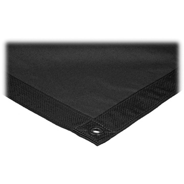 Matthews 8x8' Overhead Fabric (Solid Black)