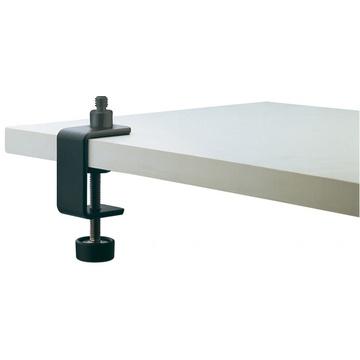 K&M 237 Table Clamp (Black)