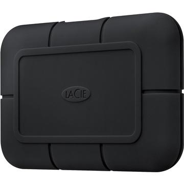 Elgeo Lacie Rugged Thunderbolt Usb C 2tb Portable Hard Drive Stfs2000800