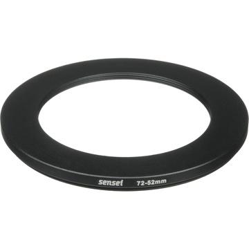 Sensei 72-52mm Step-Down Ring