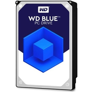 "WD 4TB Blue 3.5"" Hard Drive"
