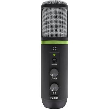 Mackie EM-USB EleMent Series USB Condenser Microphone
