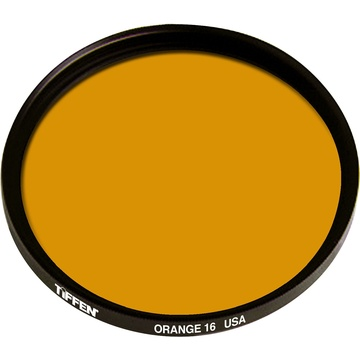 Tiffen 16 Orange Filter (62mm)