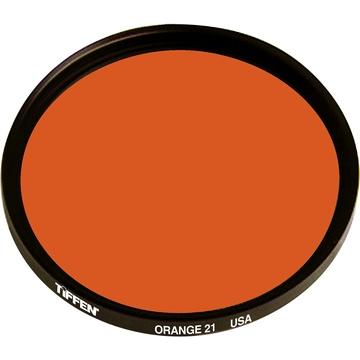 Tiffen 21 Orange Filter (49mm)