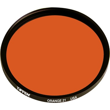 Tiffen 21 Orange Filter (52mm)