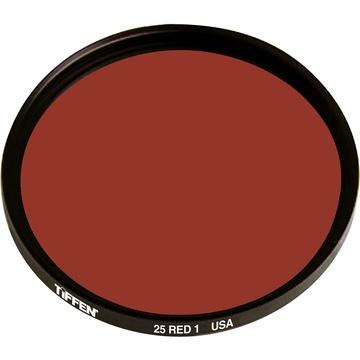 Tiffen 46mm Red 1 25 Glass Filter for Black & White Film