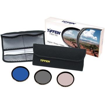 Tiffen 37mm Scene Maker Filter Kit