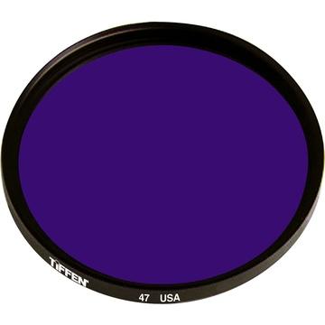 Tiffen 47 Blue Filter (72mm)