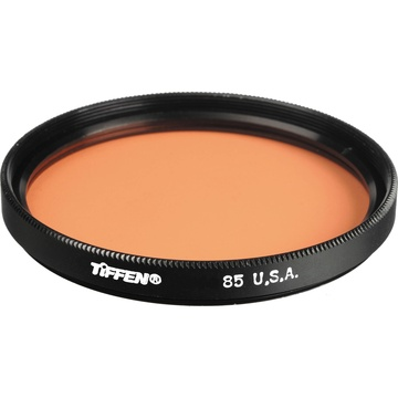 Tiffen 52mm 85 Color Conversion Filter