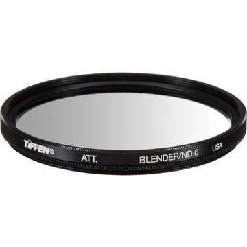 Tiffen 49mm Graduated Neutral Density Attenuator/Blender 0.6 Filter (2-Stop)