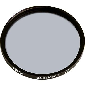 Tiffen 62mm Black Pro-Mist 1 Filter