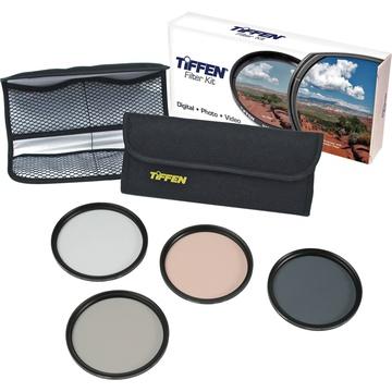 Tiffen 58mm Digital Enhancing Filter Kit