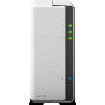 Synology DiskStation 10TB DS120j 1-Bay NAS Enclosure