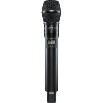 Shure ADX2FD/K9B Digital Handheld Wireless Microphone Transmitter with KSM9 Capsule
