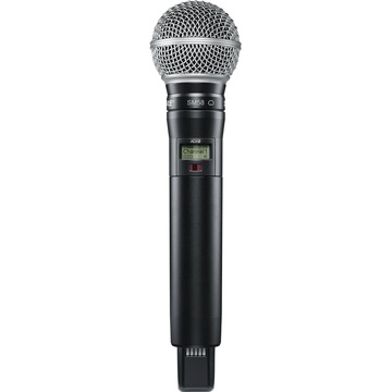 Shure ADX2/SM58 Digital Handheld Wireless Microphone Transmitter with SM58 Capsule