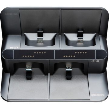 Shure SBC450 4-Bay Networked Charging Station