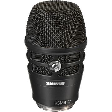 Shure RPW174 KSM8 Dualdyne Cardioid Dynamic Wireless Microphone Capsule (Black)