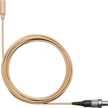 Shure TwinPlex TL48 Omnidirectional Lavalier Microphone (LEMO, Tan)