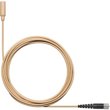 Shure TwinPlex TL48 Omnidirectional Lavalier Microphone (Microdot, Tan)