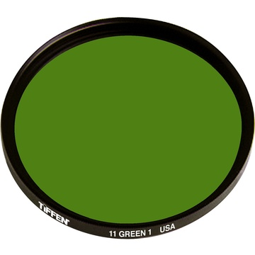 Tiffen 11 Green (1) Filter (58mm)
