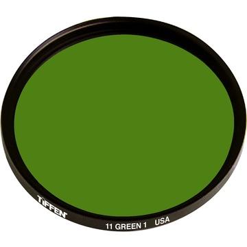 Tiffen 11 Green (1) Filter (62mm)