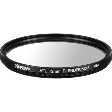 Tiffen 72mm Graduated Neutral Density Attenuator/Blender 0.6 Filter (2-Stop)