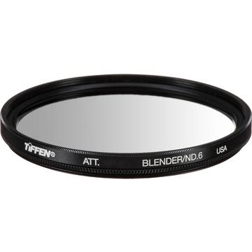 Tiffen 82mm Graduated Neutral Density Attenuator/Blender 0.6 Filter (2-Stop)