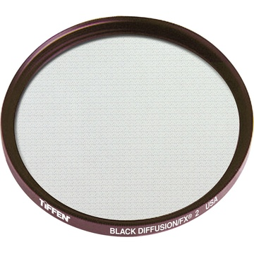Tiffen 49mm Black Diffusion/FX 2 Filter