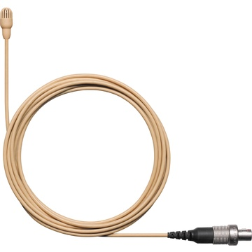 Shure TwinPlex TL46 Omnidirectional Lavalier Microphone (LEMO, Tan)