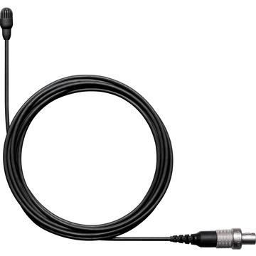 Shure TwinPlex TL47 Omnidirectional Lavalier Microphone (LEMO, Black)