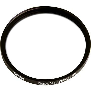 Tiffen 62mm Digital Diffusion/FX 2 Filter
