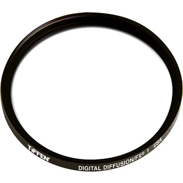 Tiffen 62mm Digital Diffusion/FX 1 Filter