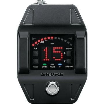 Shure GLXD6 Digital Wireless Pedalboard Receiver (2.4 GHz)