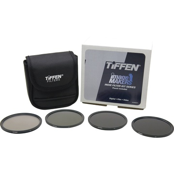 Tiffen 77mm Indie Pro Infrared/Neutral Density Filter Kit