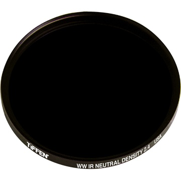 Tiffen 58mm Water White Glass IRND 2.4 Filter (8-Stop)