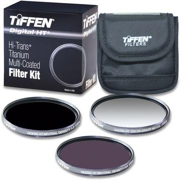 Tiffen 82mm Digital HT Neutral Density Filter Kit