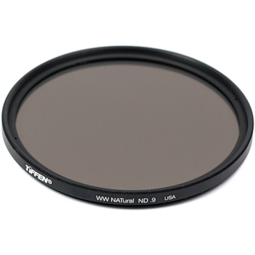Tiffen 58mm Water White Glass NATural IRND 0.9 Filter (3-Stop)