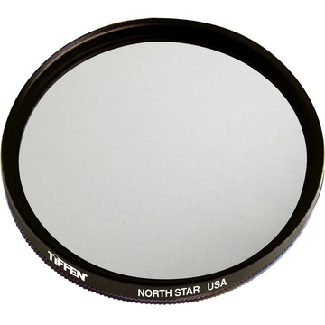 Tiffen 62mm North Star Effect Filter