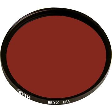 Tiffen 29 Dark Red Filter (77mm)