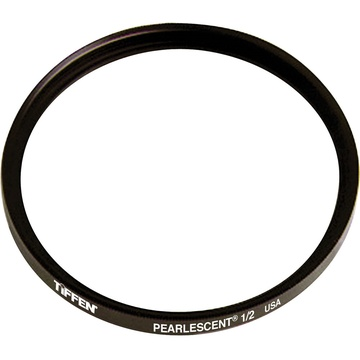 Tiffen 52mm Pearlescent 1/2 Filter