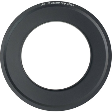 Tiffen 62mm Adapter Ring for Pro100 Series Camera Filter Holder