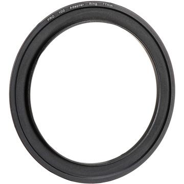 Tiffen 77mm Adapter Ring for Pro100 Series Camera Filter Holder