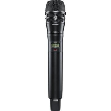 Shure ADX2/K8B Digital Handheld Wireless Microphone Transmitter with KSM8 Capsule