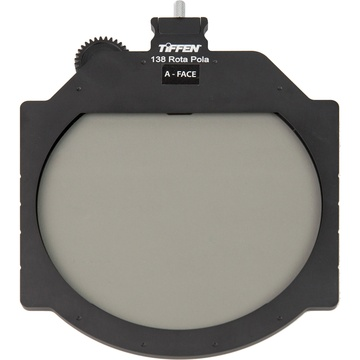 Tiffen Multi Rota Tray with 138mm Circular Polarizer