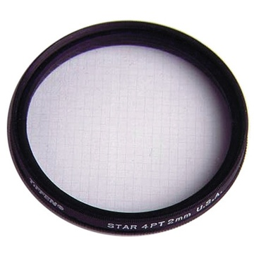 Tiffen 52mm 4pt/2mm Grid Star Effect Filter